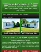 Hunter+Mobile+Home+Brokerage Website