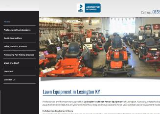 Lexington Outdoor Power Equipment