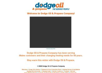 Dodge+Oil+Co Website