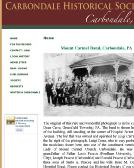 Carbondale Historical Society