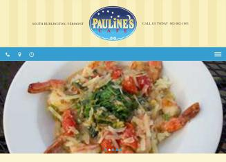 Pauline%27s+Cafe+%26+Restaurant Website