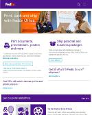 Fedex+Kinko%27s Website