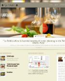 La+Bella+Deli+%26+Catering Website