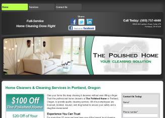 The+Polished+Home Website