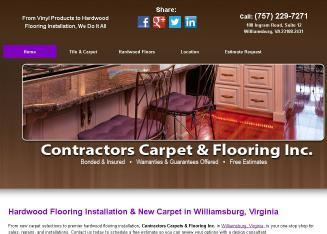 Contractor's Carpet And Flooring Inc