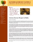Autumn+Journey+Hospice Website