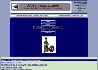 AA 1 Transmission