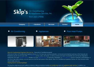 Skip's Air Conditioning & Appliance Service Inc
