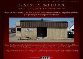 Sentry fire protection