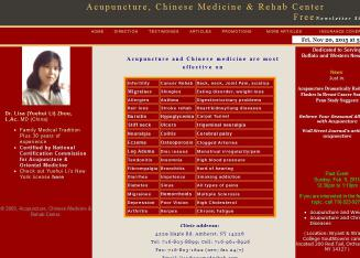 Acupuncture, Chinese Medicine & Rehab Center