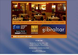 Gibraltar Website