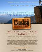 Cheley+Colorado+Camps Website