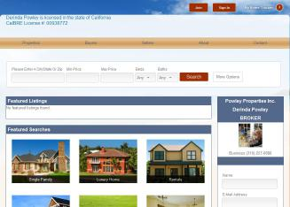 Powley+Properties+Inc Website