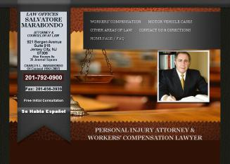 Marabondo%2C+Salvatore++Attorney+At+Law Website