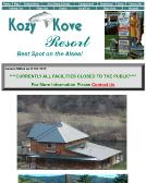 Kozy+Kove+Marina+%26+Resort Website