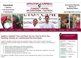 Appleton+Campbell+Inc Website