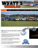 Wyatt%27s+Towing+LLC Website