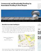 Nashville+Associated+Roofing Website