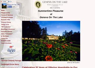 Geneva+on+the+Lake Website