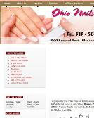 Ohio+Nails Website