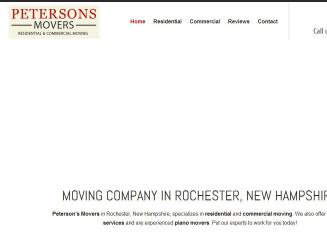 Peterson's Movers