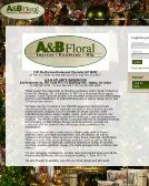 A & B Floral Supply Co