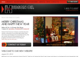Hudson+Fuel+Oil Website
