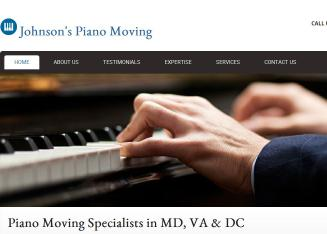 Johnson Piano Moving