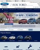 Fox+Ford Website