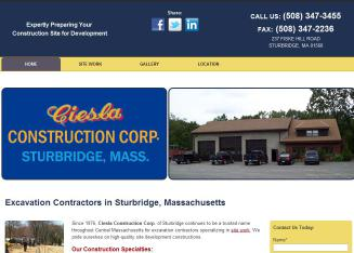 Ciesla Construction Corporation