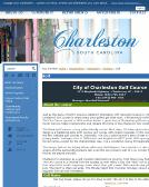 Charleston+City+Golf+Course Website