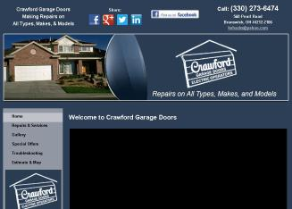 Crawford+Door Website