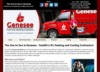 Genesee Fuel & Heating Company
