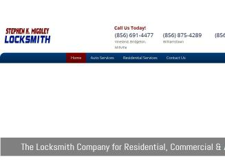 Migoley+Stephen+K+Locksmith Website