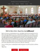 Pendleton+Center+United+Methodist+Church Website