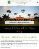 Bradenton Country Club Inc - Golf Professional Shop