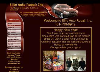 Elite Auto Repair on Elite Auto Repair In Warwick  Ri   1587 Post Rd  Warwick  Ri