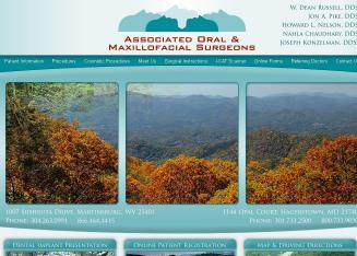 Associated+Oral+%26+Maxillofacial+Surgeons Website