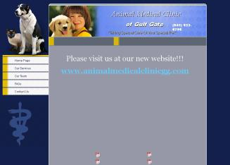 Animal+Medical+Clinic Website