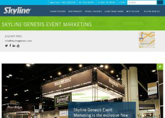 Skyline+Displays+Manhattan+Inc Website
