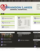 Brandon+Lakes+Animal+Hospital Website