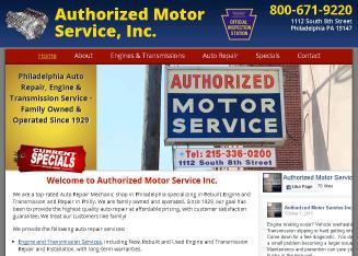 Authorized Motor Service Inc