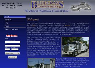 Bluegrass Towing Inc