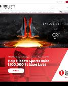 Hibbett+Sports Website