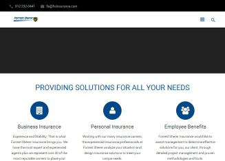 Forrest+Sherer+Inc+Personal+Insurance+Center Website