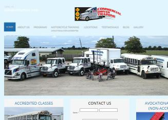Commercial+Driver+Training+Inc Website