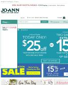 Jo-Ann Fabrics & Crafts