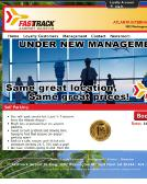 Fasttrack+Airport+Parking Website