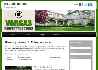 Vargas Property Doctors Paint