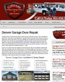 Colorado+Premier+Garage+Doors Website